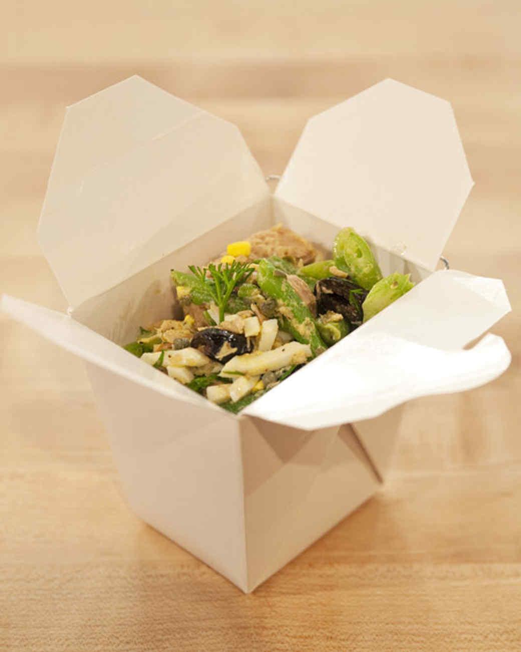 Provencal Green Salad