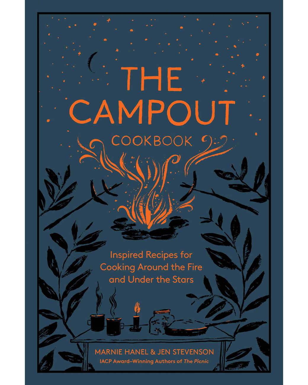 the campout cookbook cover
