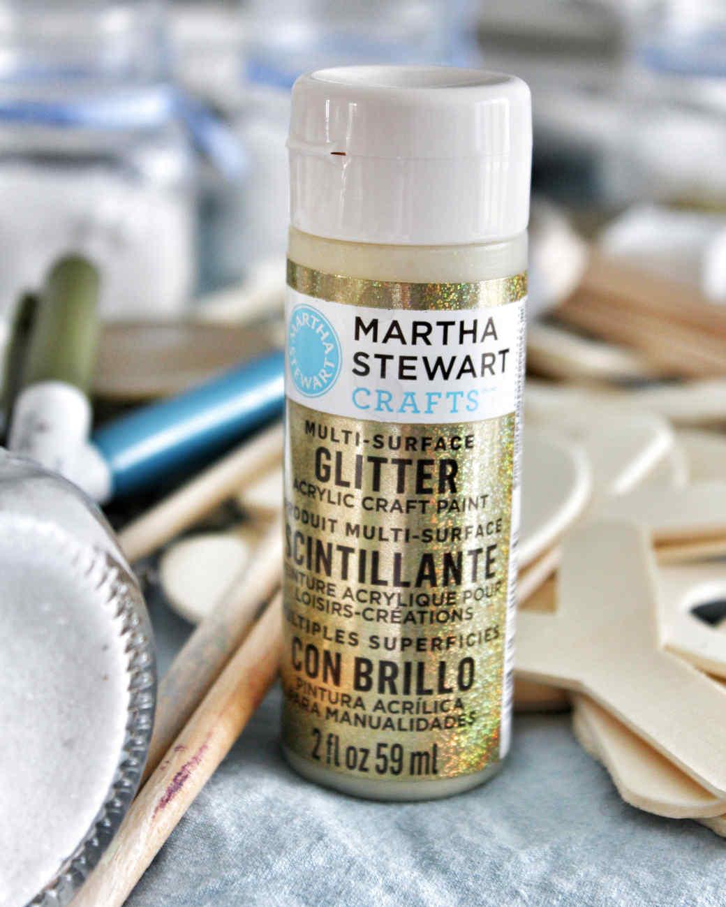 hanukkah latke bar glitter craft paint