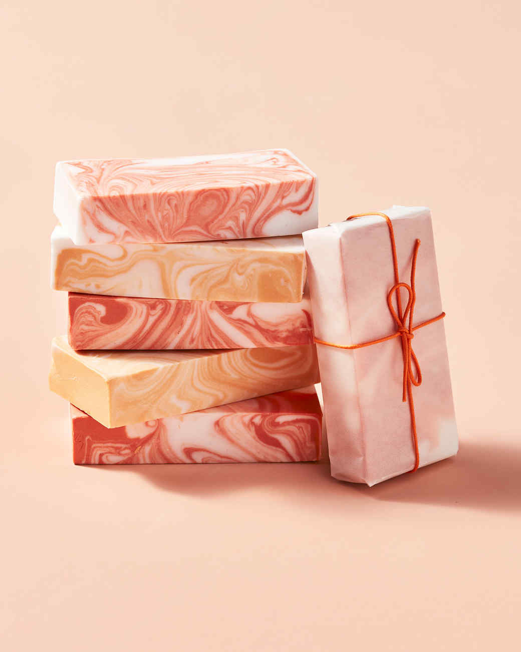 marbled soap bars