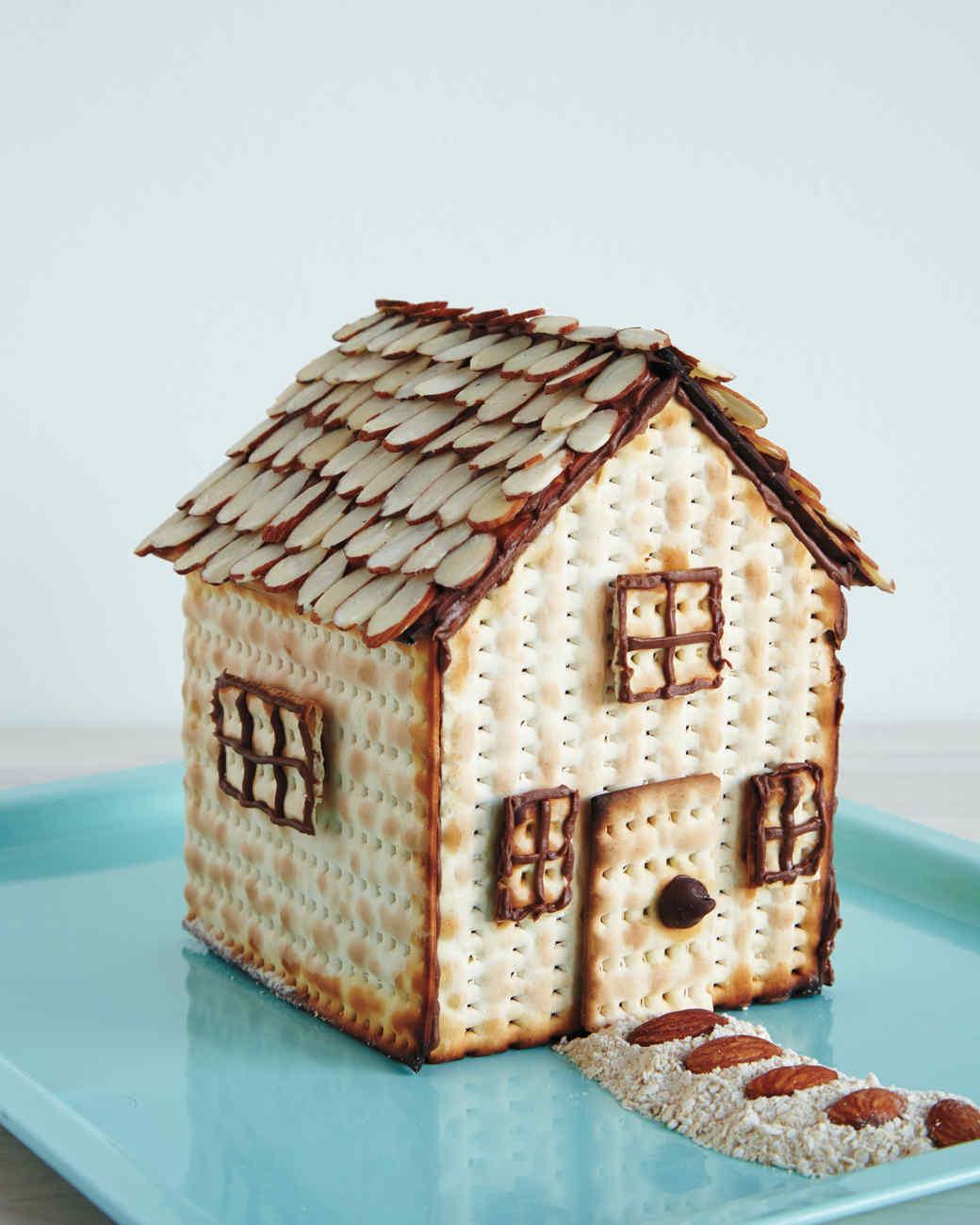 Simple Matzo House