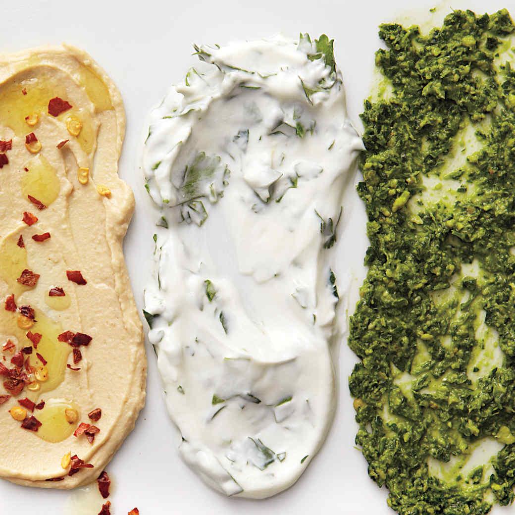Yogurt-Herb Spread