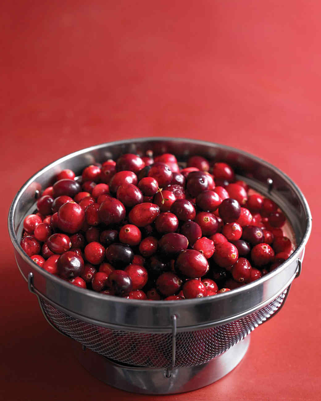 Fresh cranberry recipes martha stewart for What to make with fresh cranberries