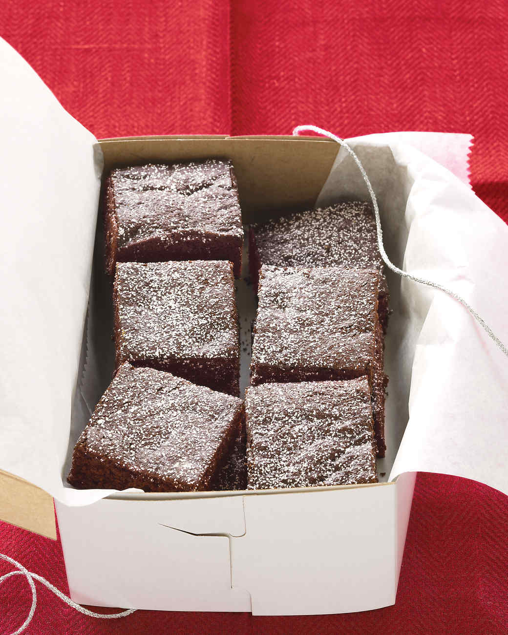 Chocolate Gingerbread Bars