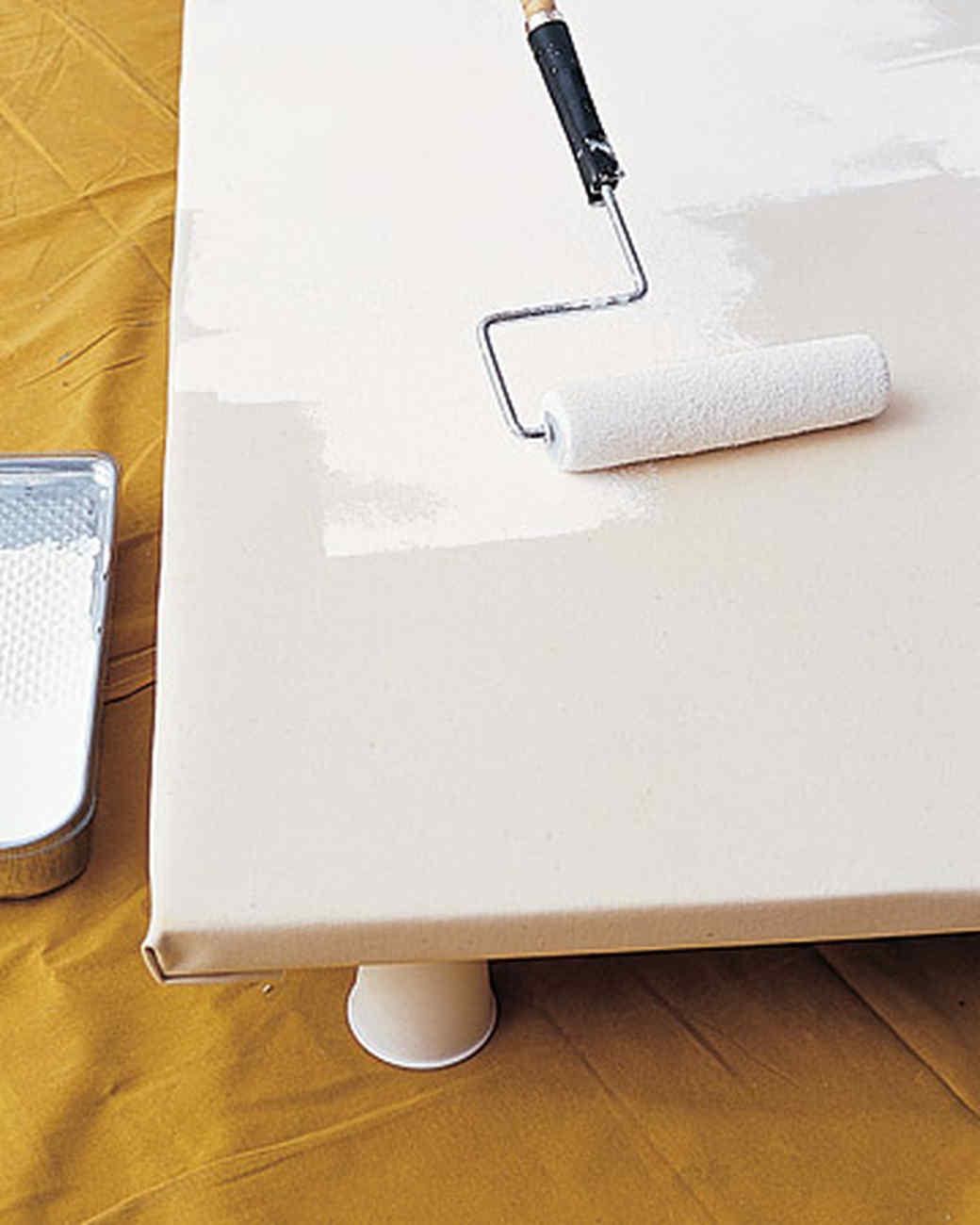 Making Canvas Rugs Martha