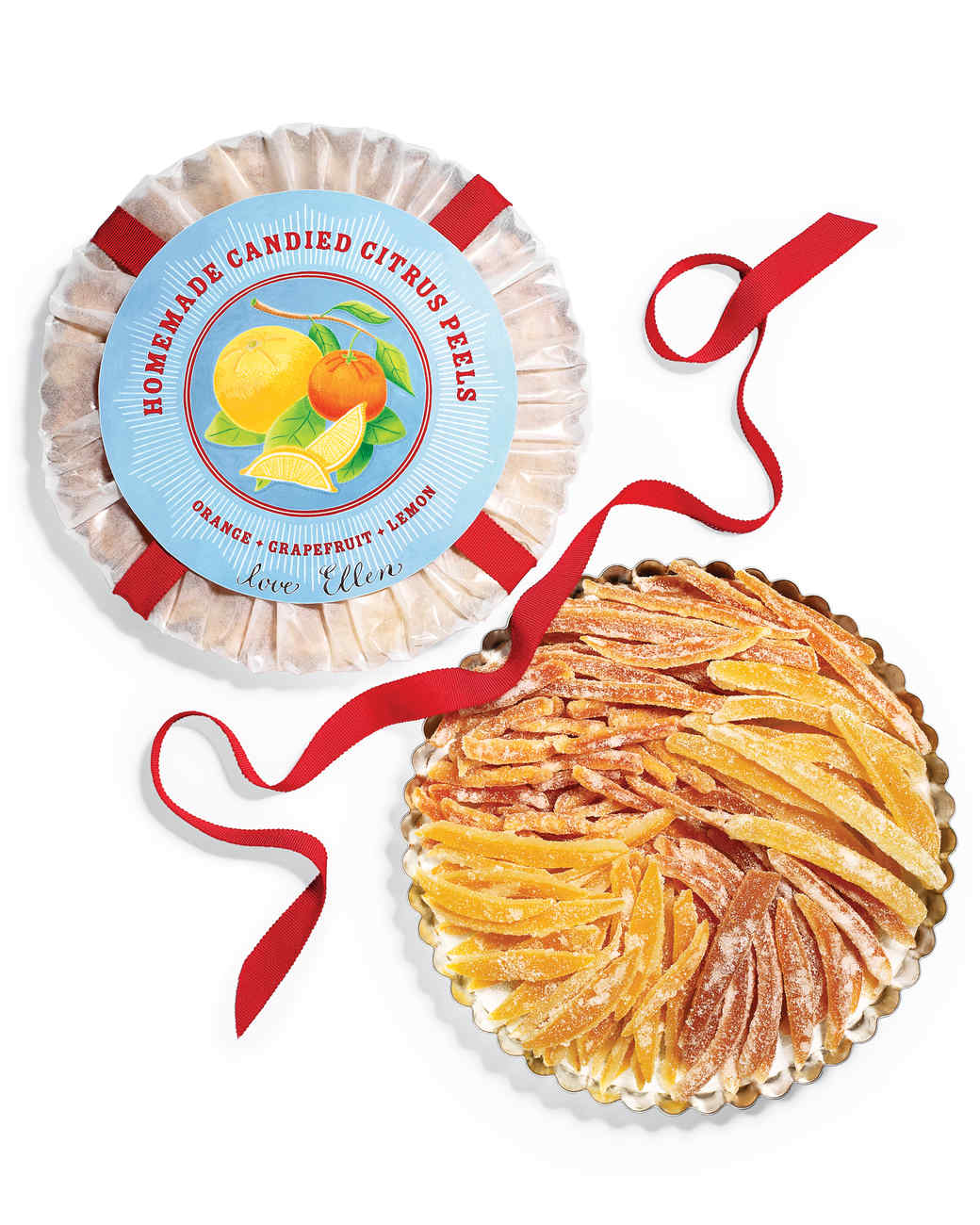 Packaging for Candied Citrus Peels