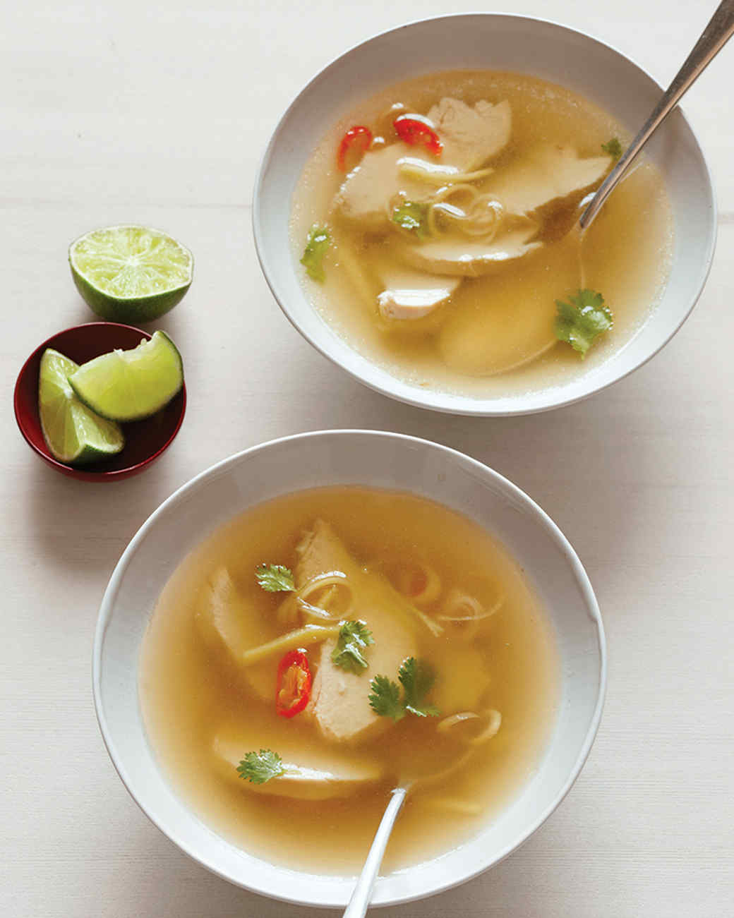 Recipe for thai chicken soup