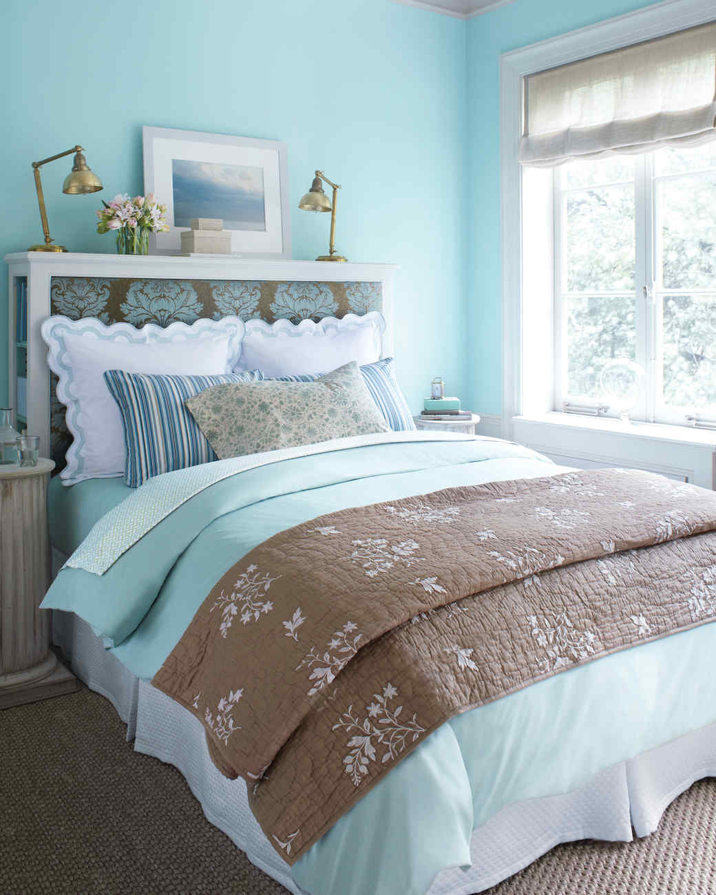 Spring cleaning the bedroom and bathroom martha stewart for The clean bedroom