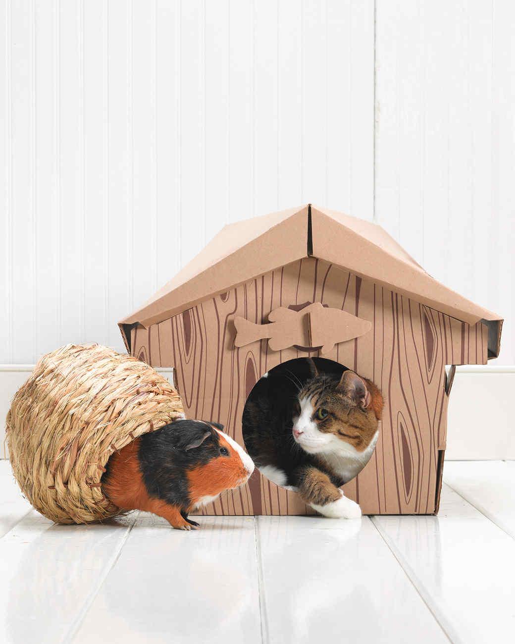 Cozy Pet Cabins