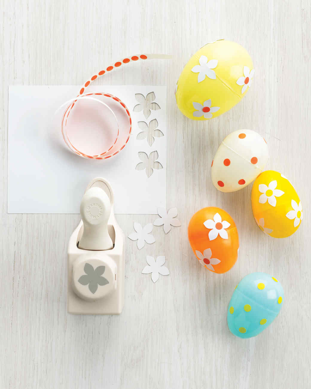 Sticker Easter Eggs How To