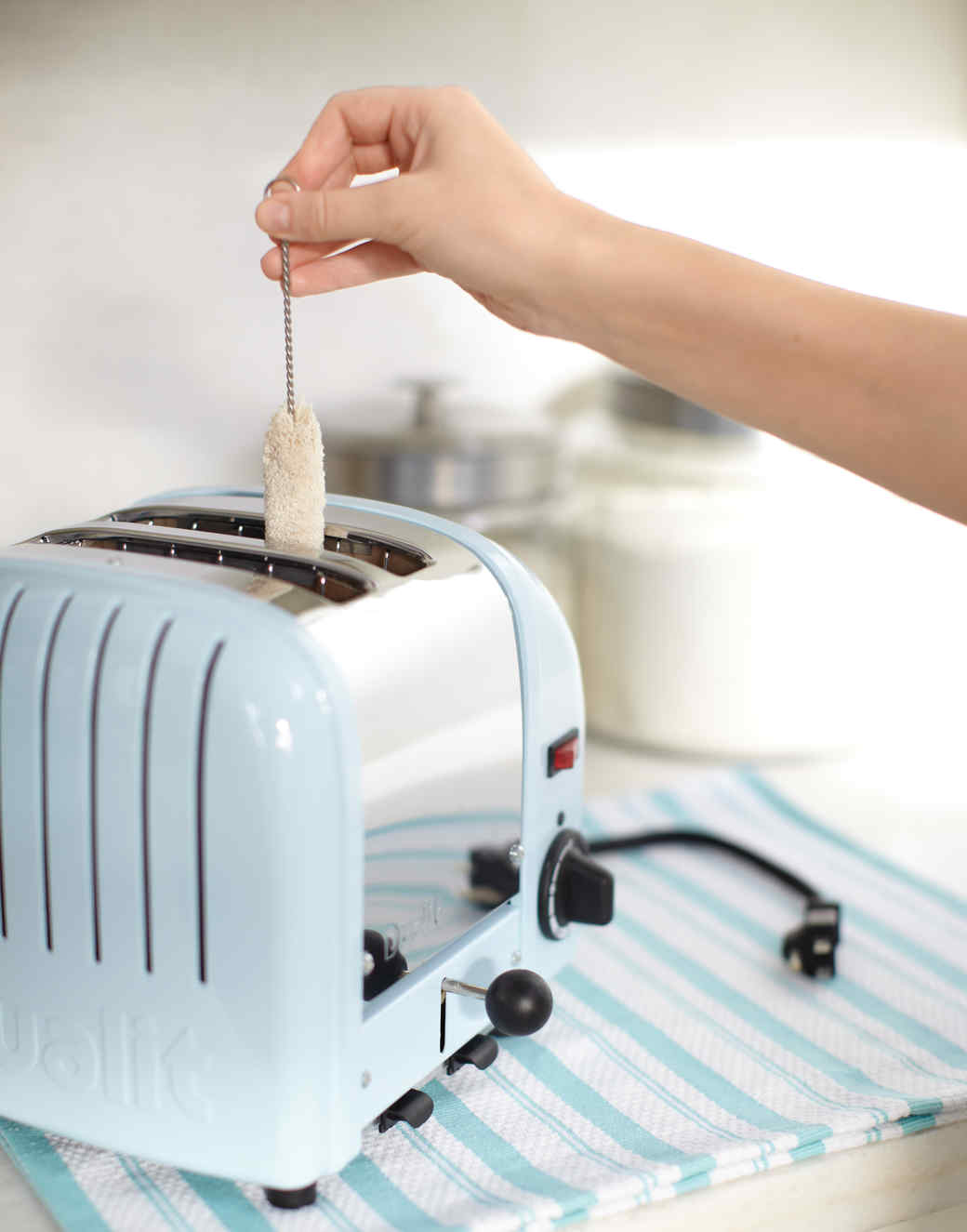 Self Cleaning Toaster ~ Dirty cleaning job solutions martha stewart