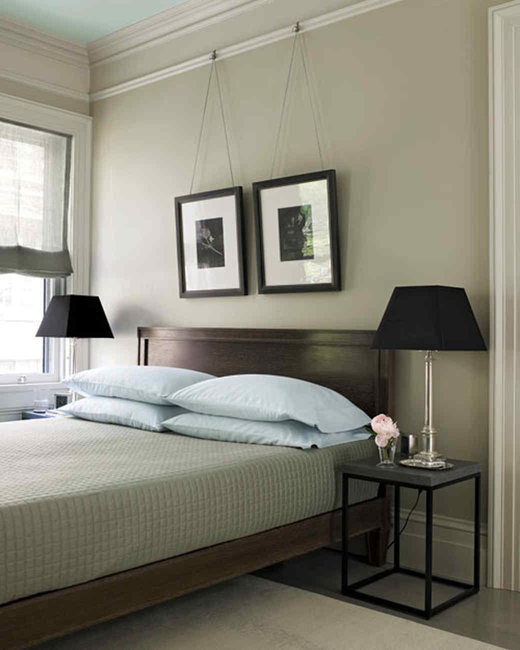 martha stewart bedroom colors