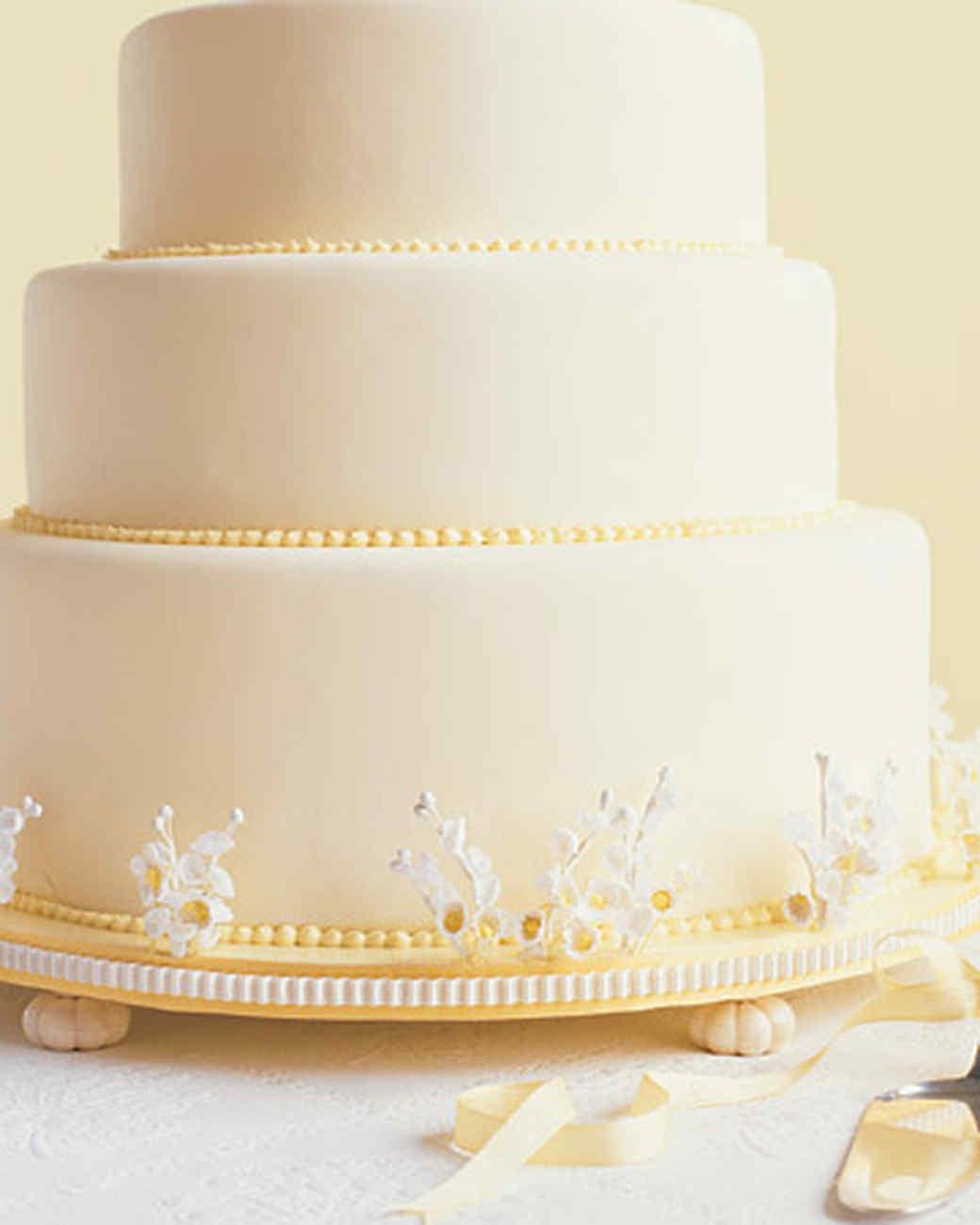 A Grand Wedding Cake Stand | Martha Stewart