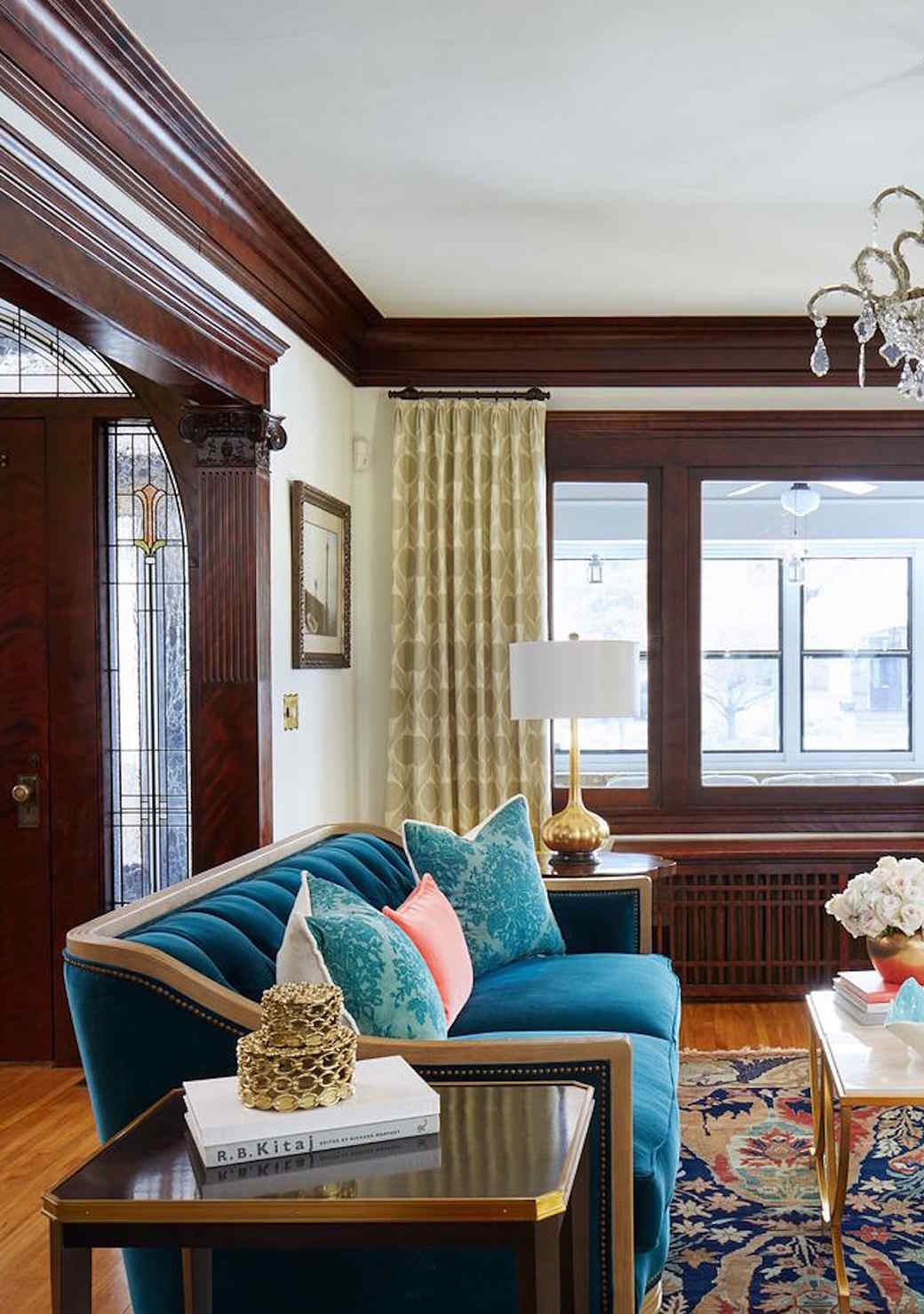 A Modern Victorian Home Makeover: Living History Without Sacrificing Style