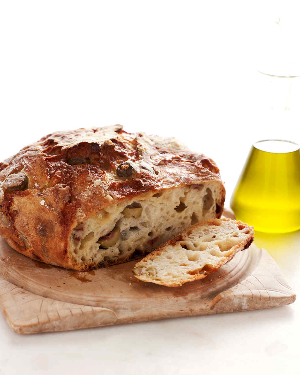 Olive and Cheese Loaf
