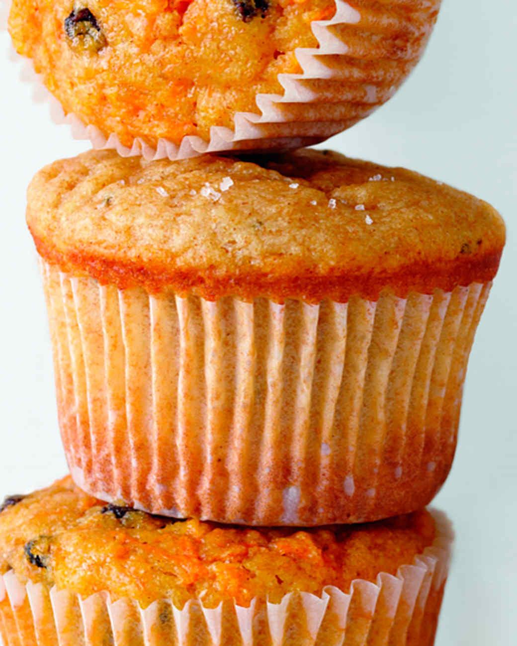 Parsnip Rosemary Muffins