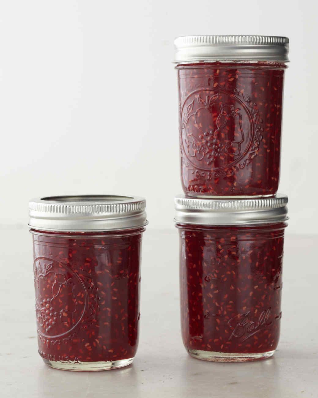 Sarah's Berry Jam
