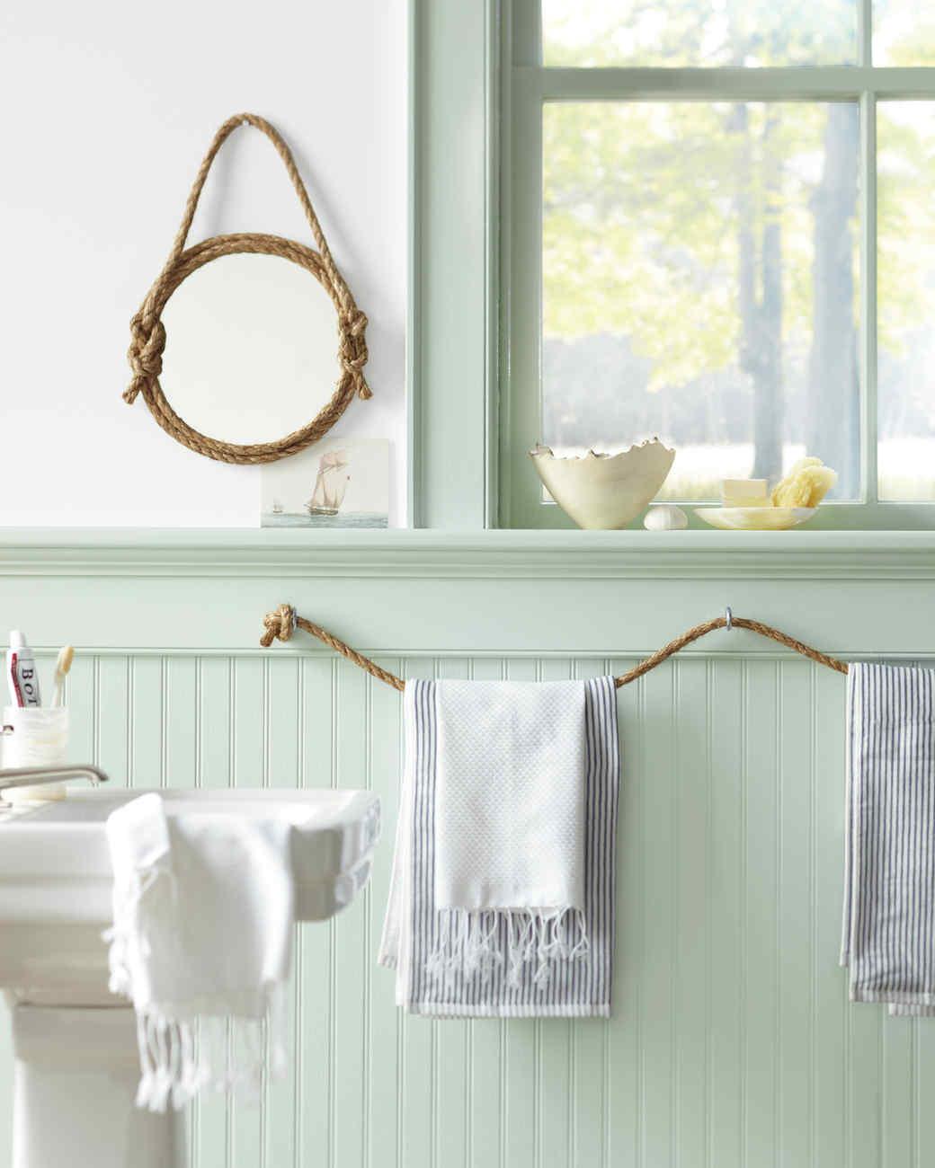 Rope Decorating Ideas | Martha Stewart