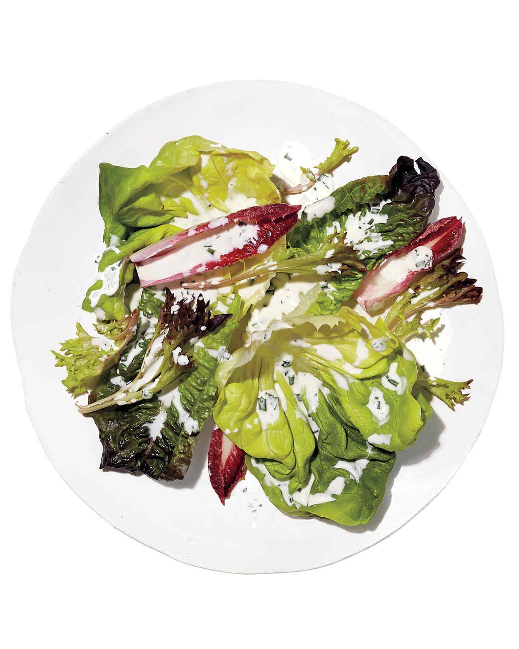 Creamy Herb Dressing Recipe | Martha Stewart