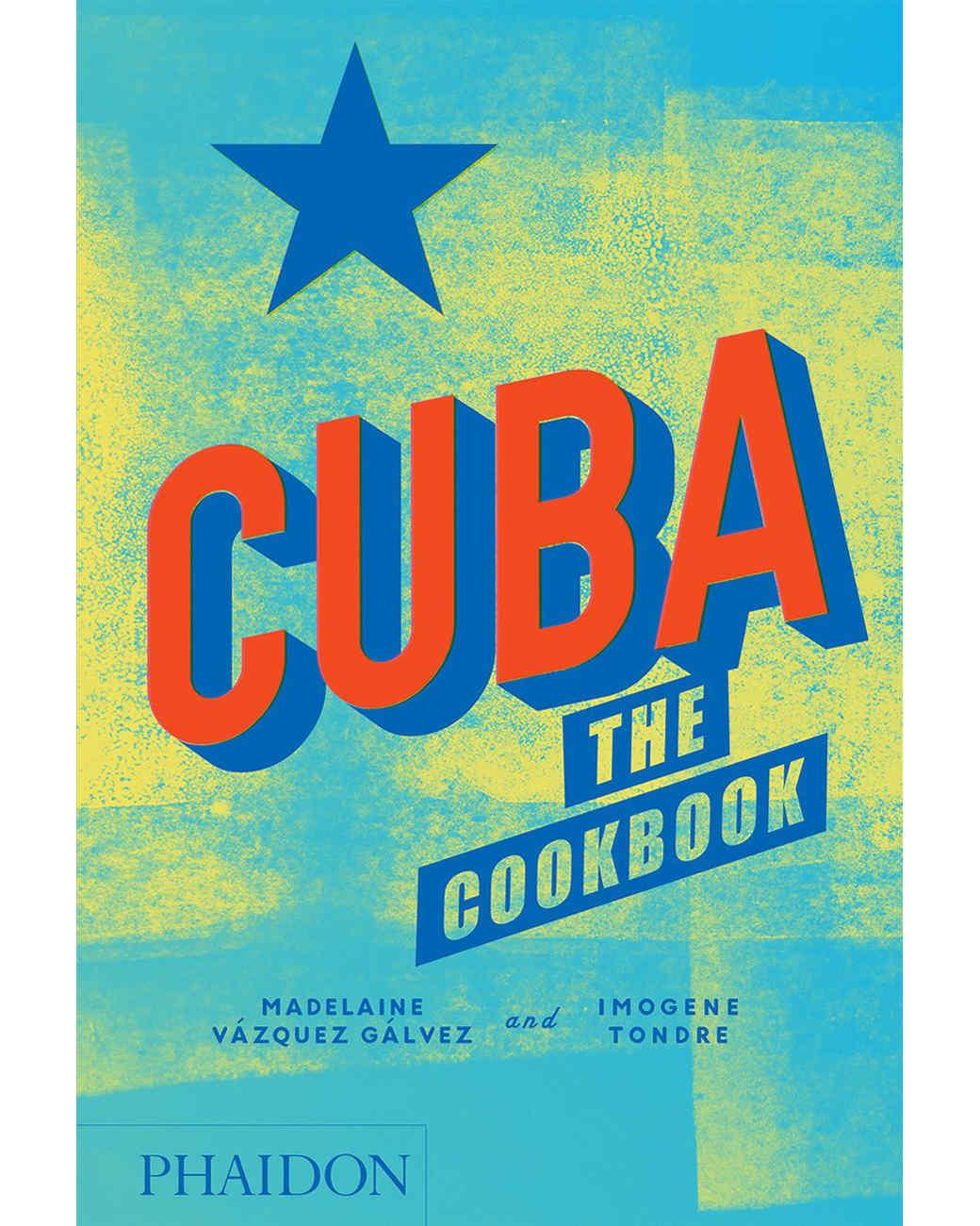 summer cookbooks cuba