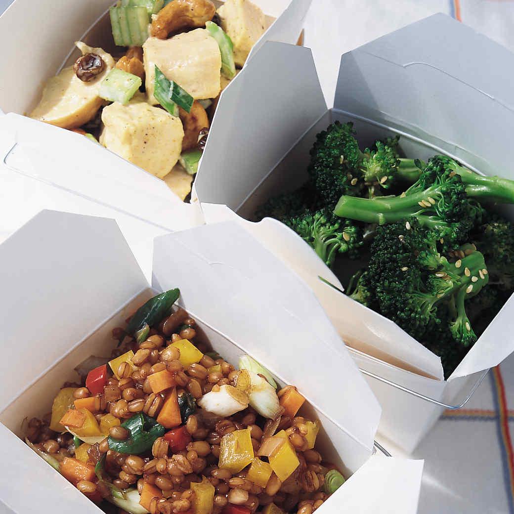 Sesame-Broccoli Salad