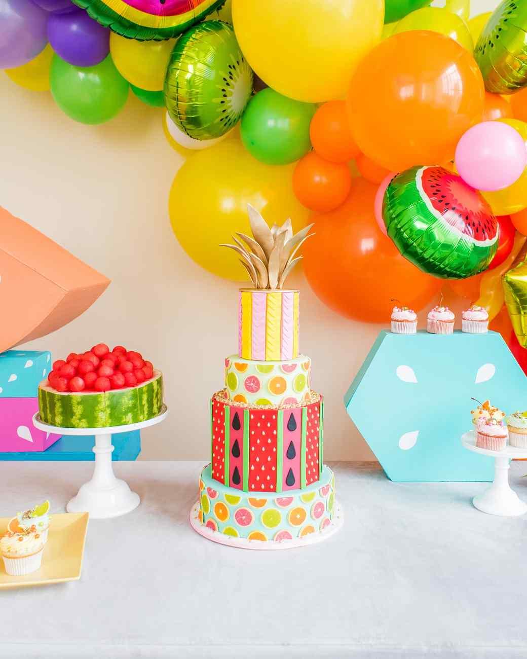 23 Balloon Ideas Thatll Give Your Next Party Extra Pop Martha Stewart