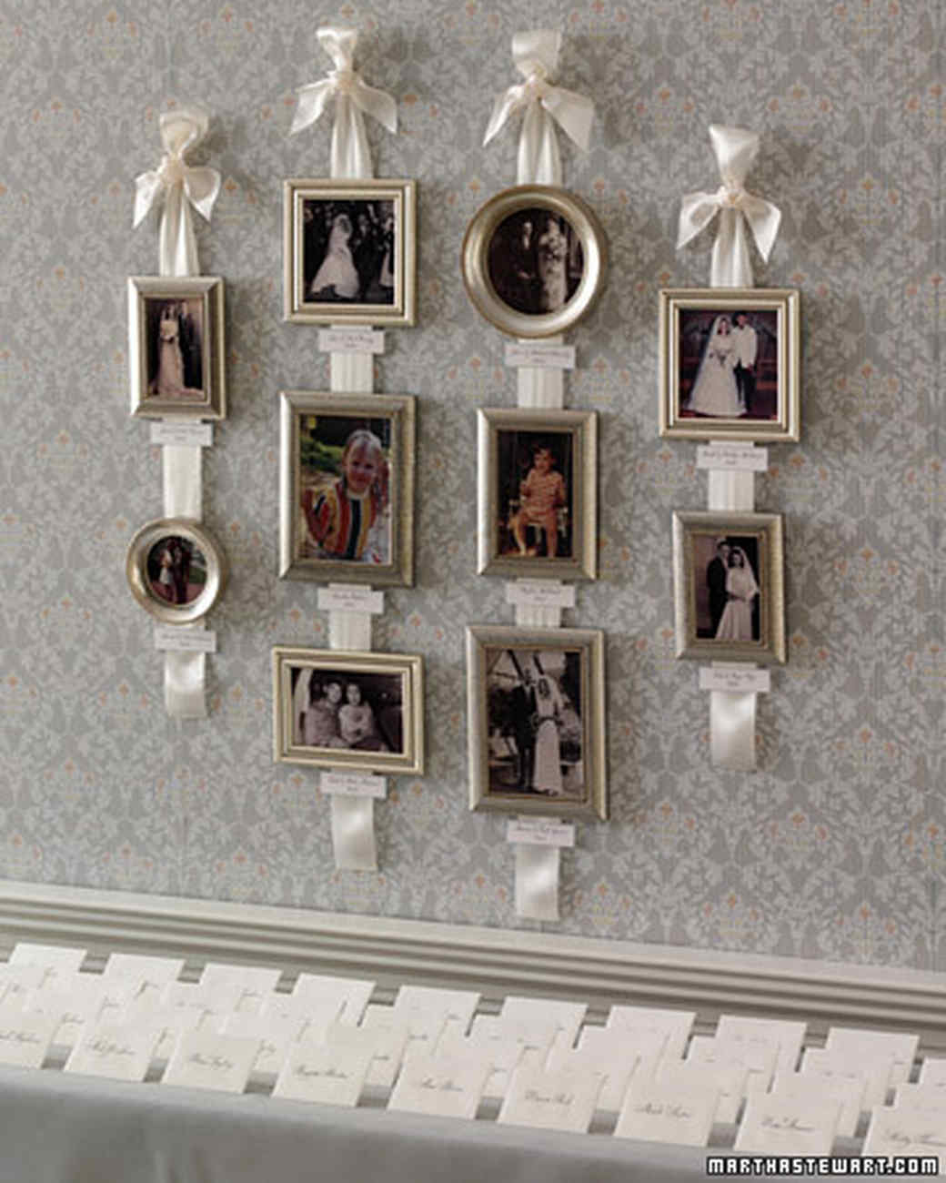 how to make family photo frame