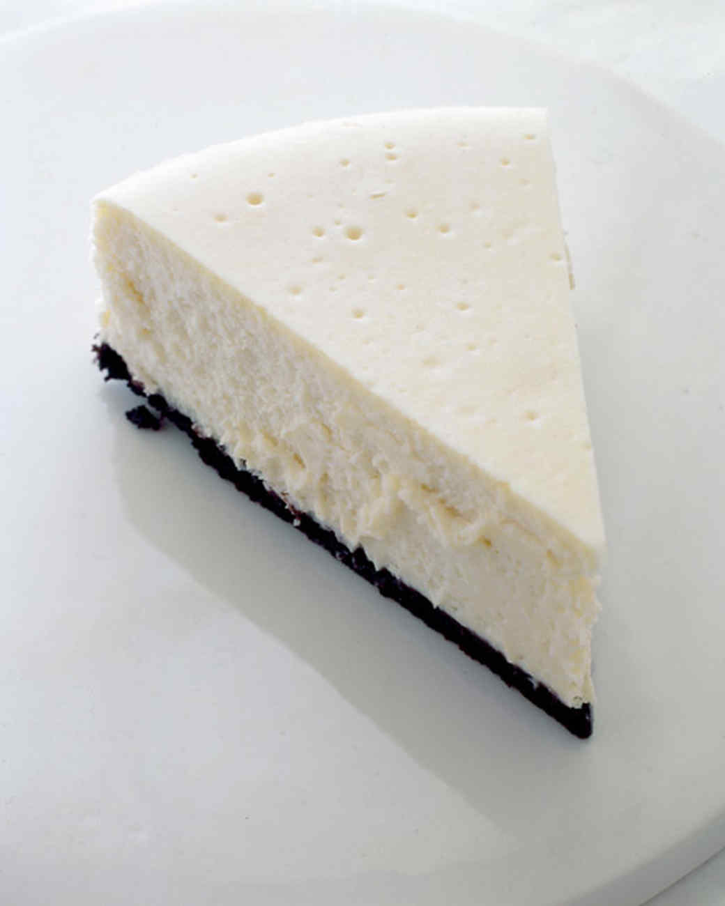 New York-Style Cheesecake Recipe & Video | Martha Stewart