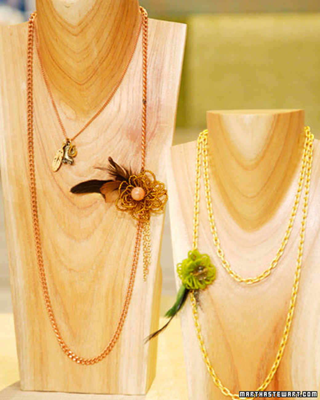 wedding gold necklace floral media flower set blossom rose bridal metal silver jewelry crystal