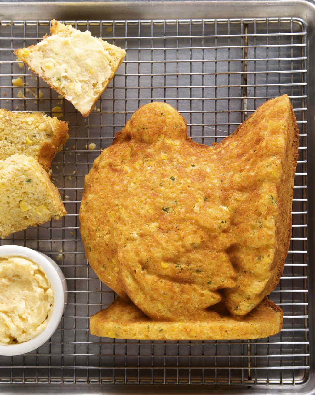 Cornbread Turkeys