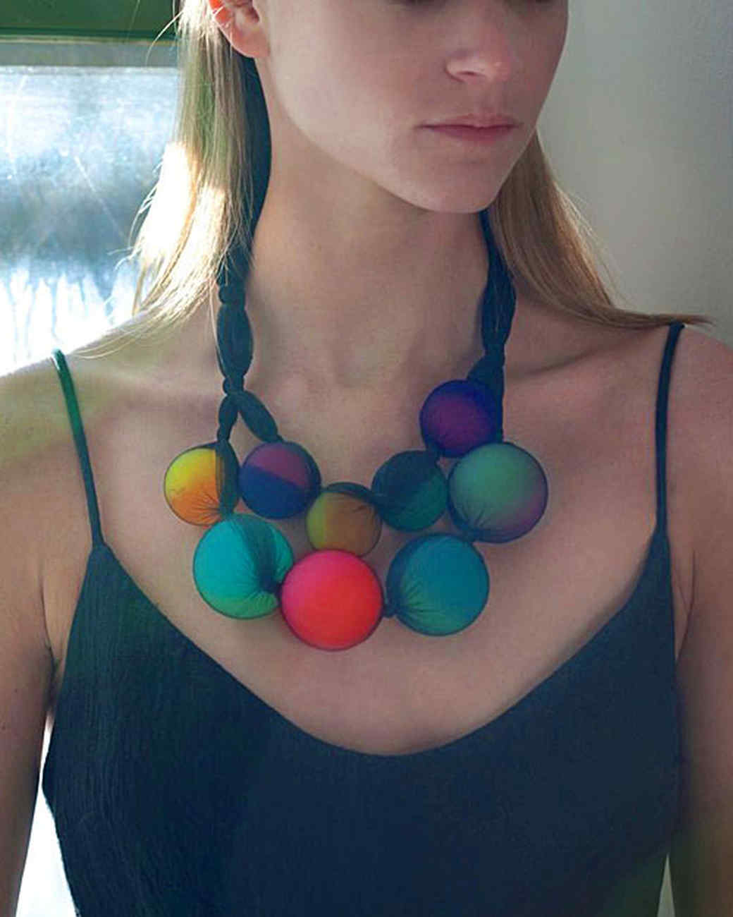 Big Ball Necklace