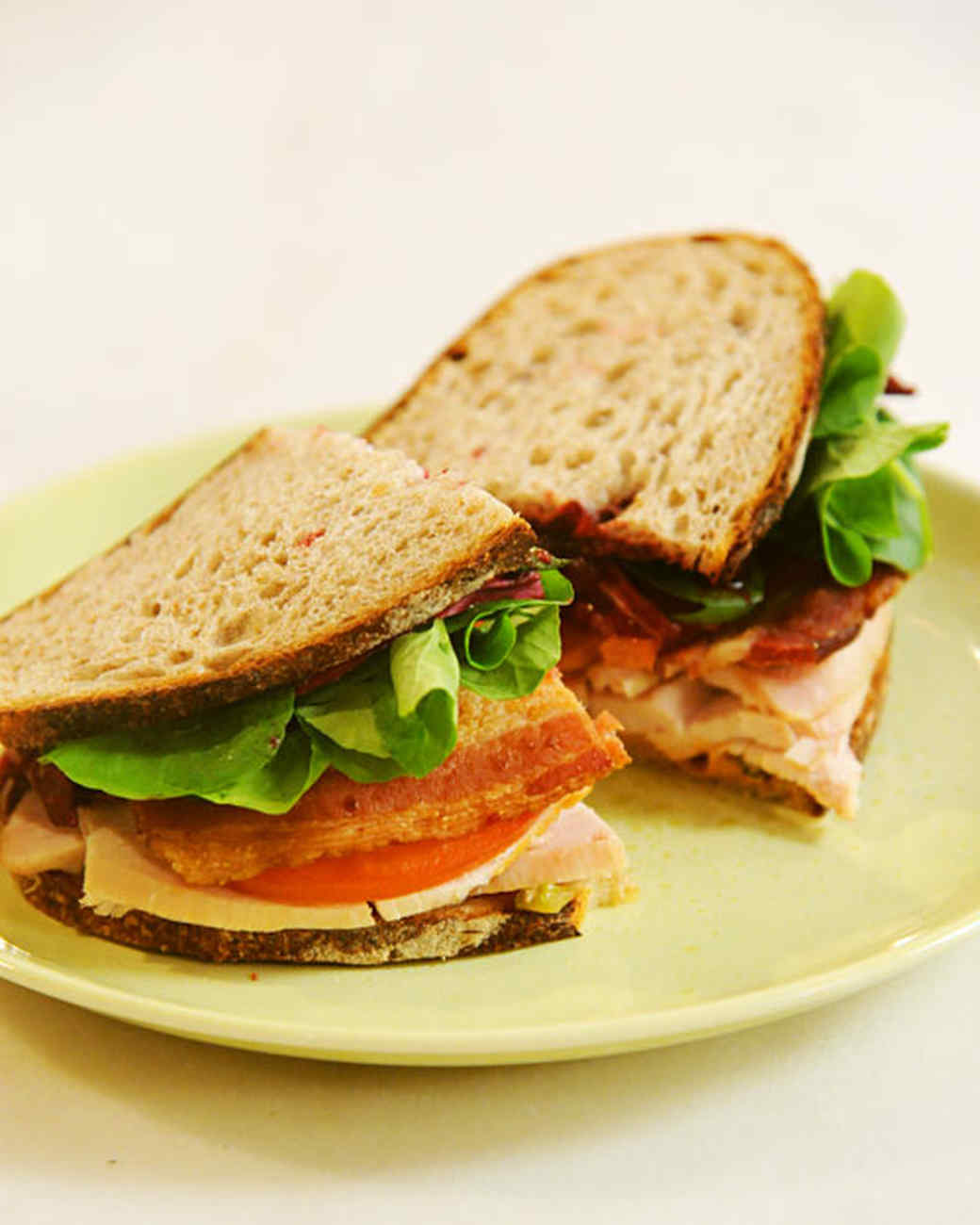 Martha's Turkey Sandwich