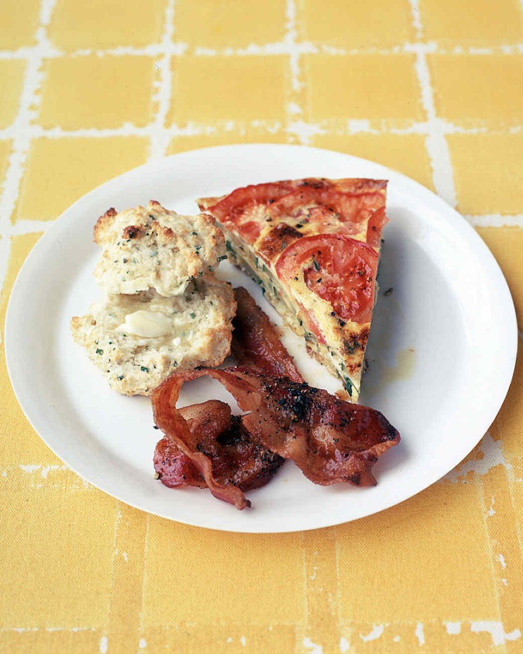 Brown Sugar-Glazed Bacon