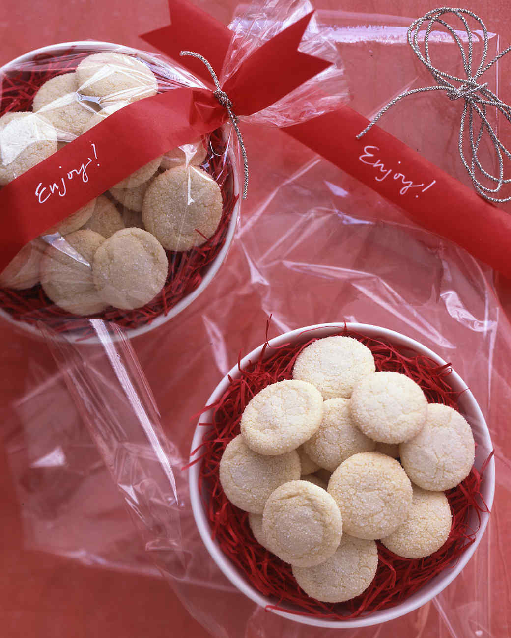 Crisp Anise Cookies