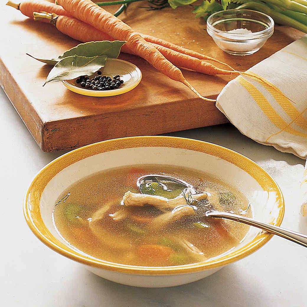 Chicken Soup 101