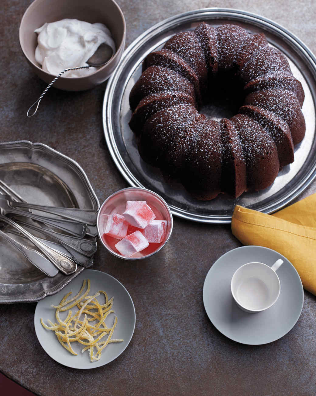 12 Of Our Most Beautiful Bundt Cakes They Re Easy To Make Too