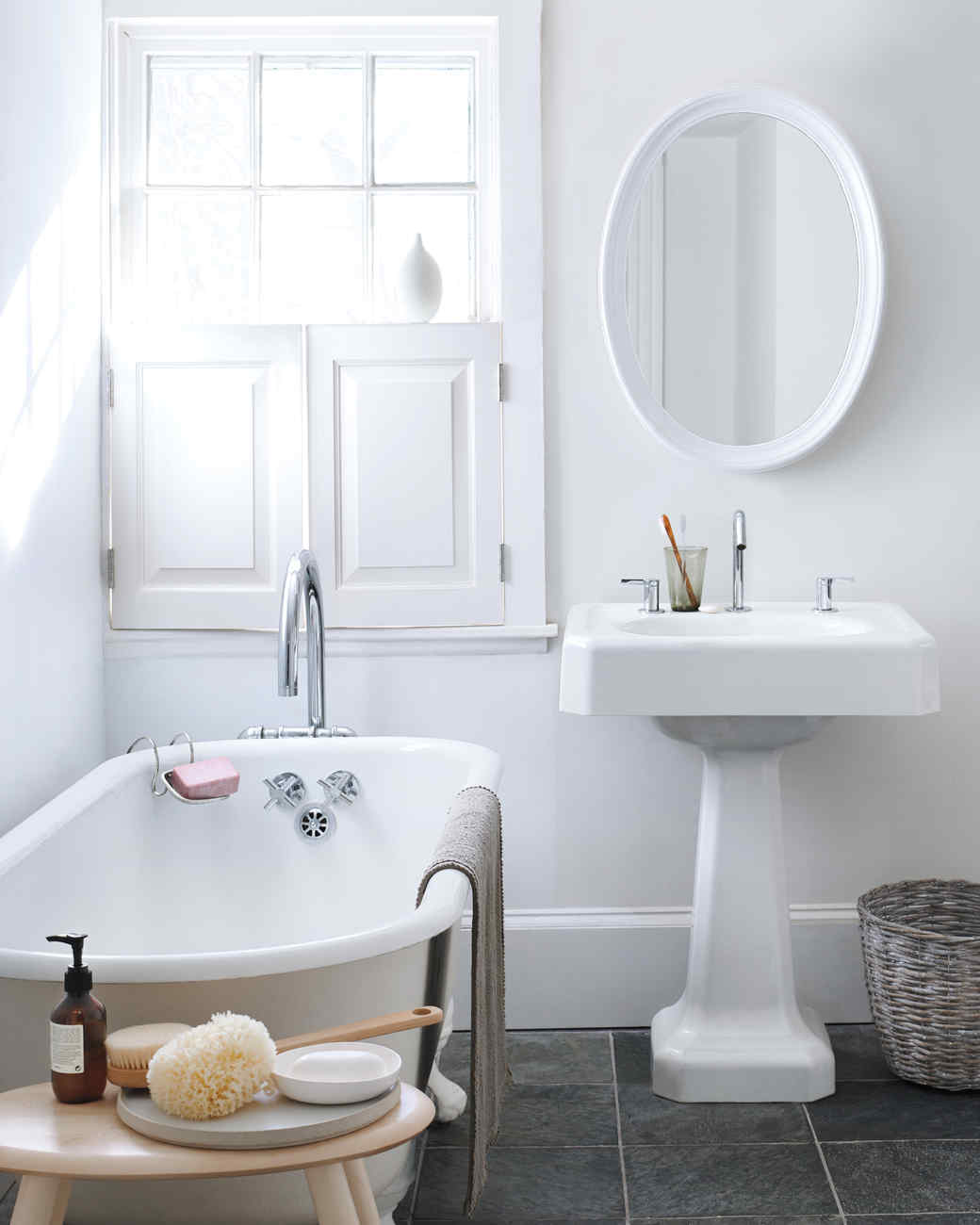 The Bathroom 101 Martha Stewart