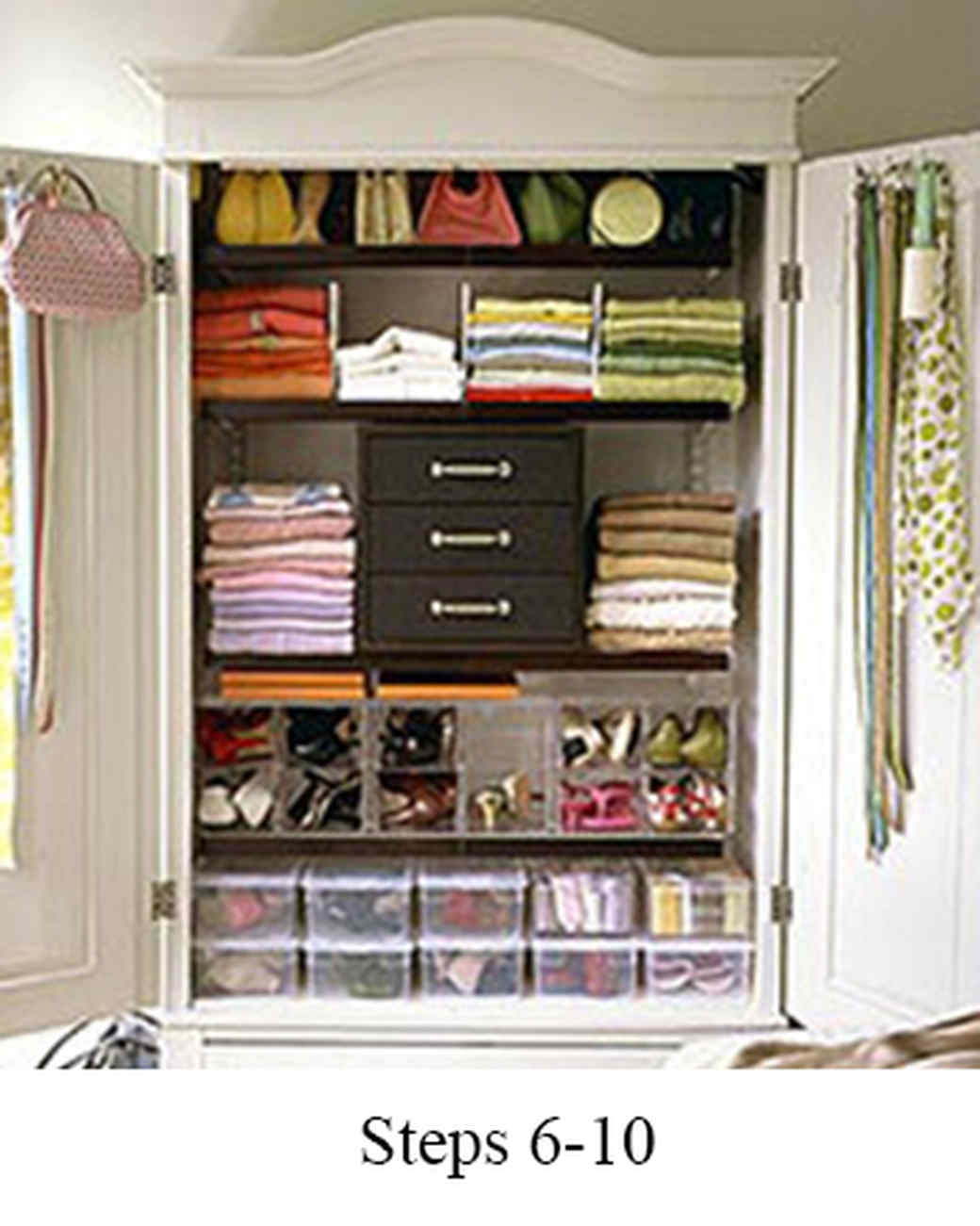 closet organizer wire homesfeed how made stewart to design it metal from martha white closets