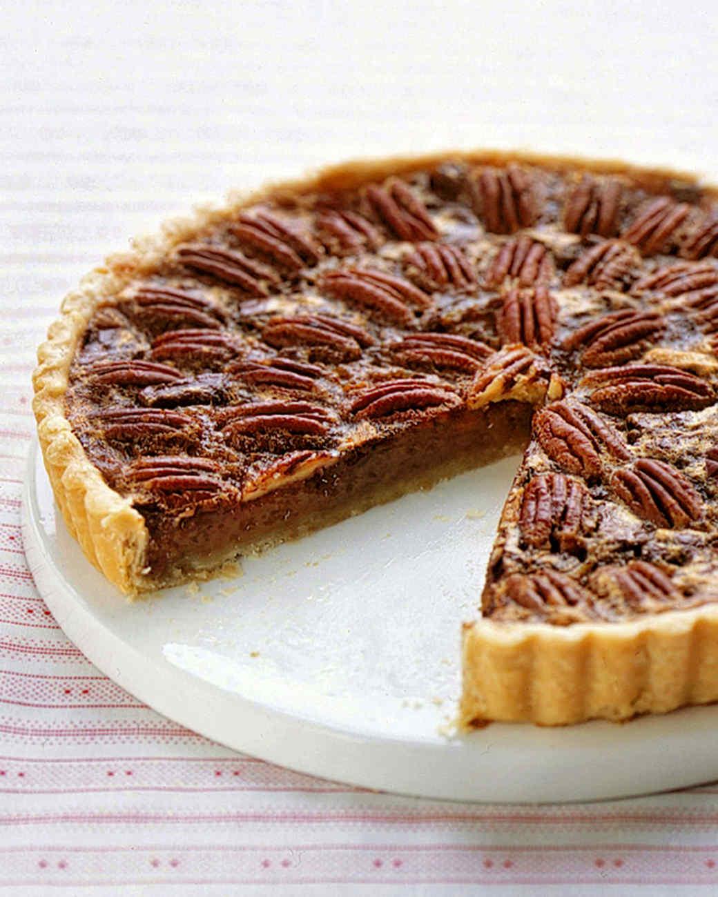 Chocolate-Pecan Tart