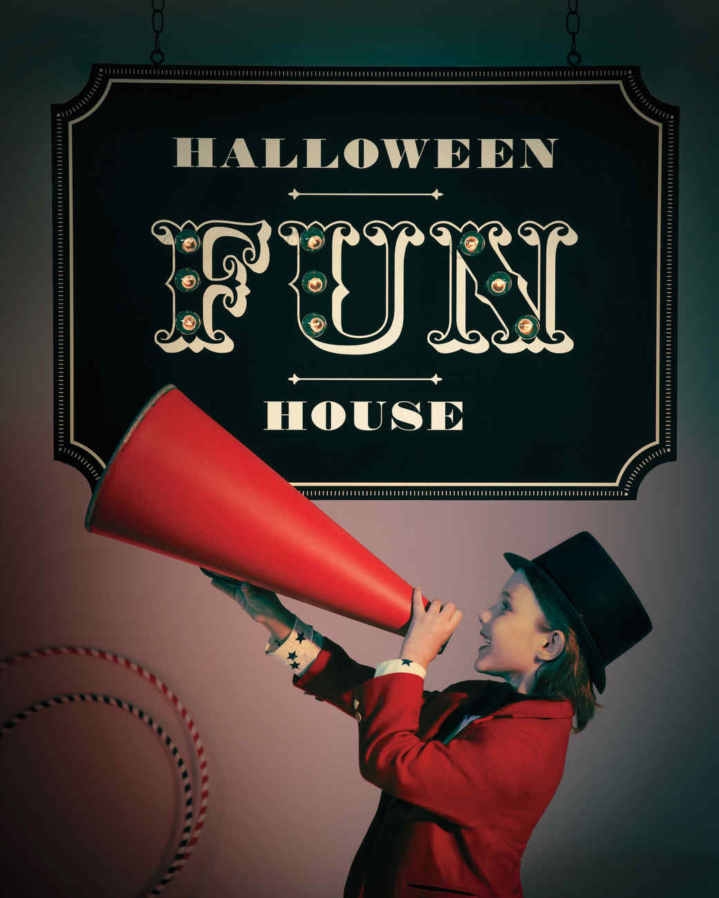 Halloween Fun House | Martha Stewart