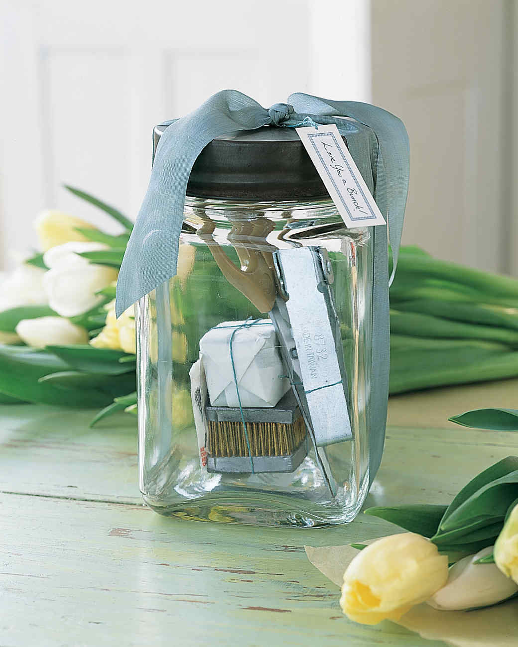 Flower-Arranging Gift Kit