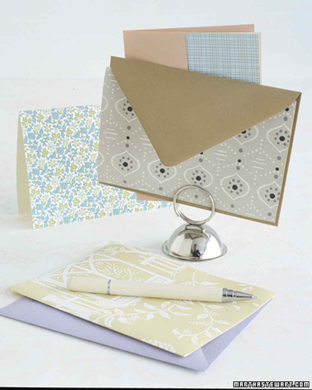 Wallpaper Cards Martha Stewart