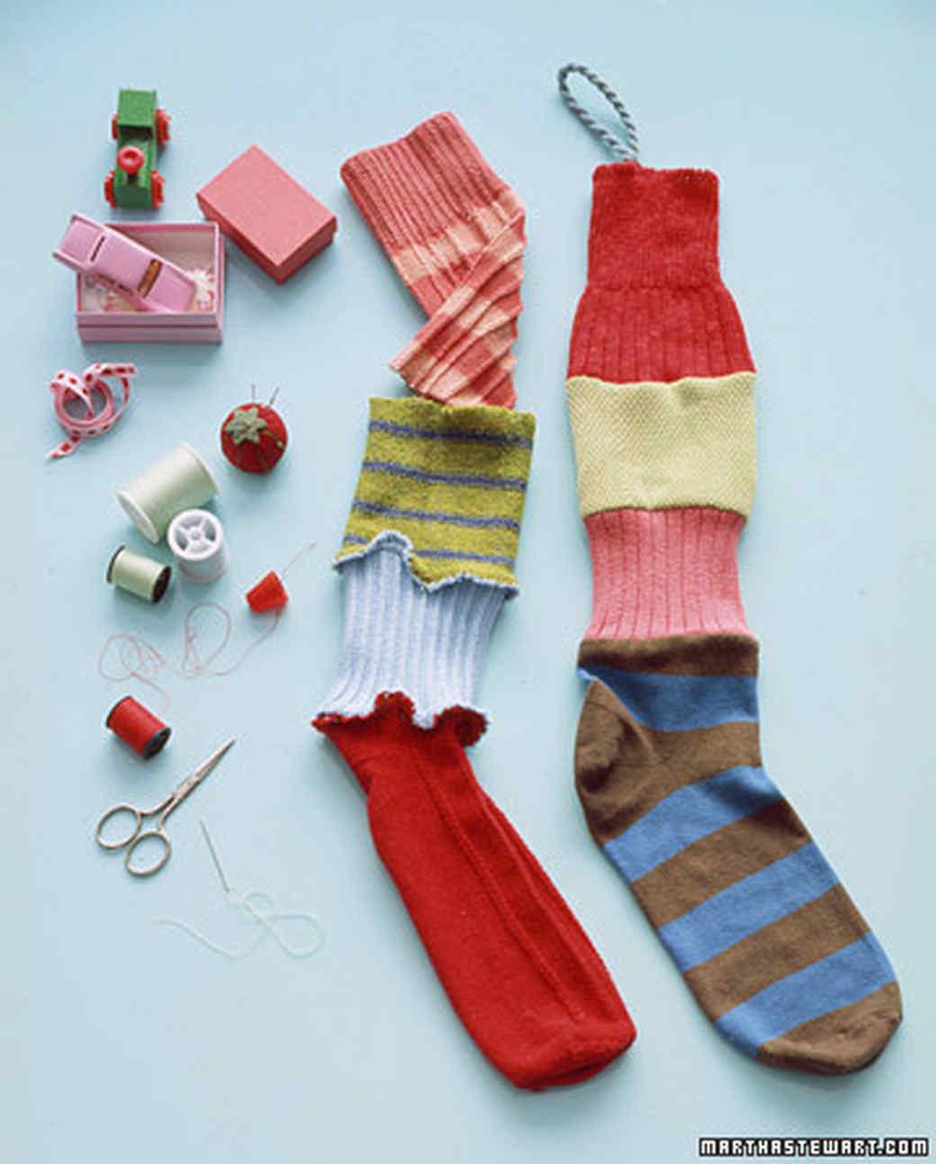 Add-a-Sock Stocking