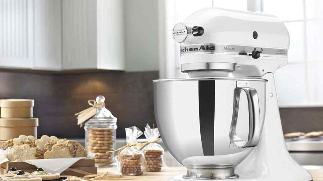 kitchen aid mixer sale