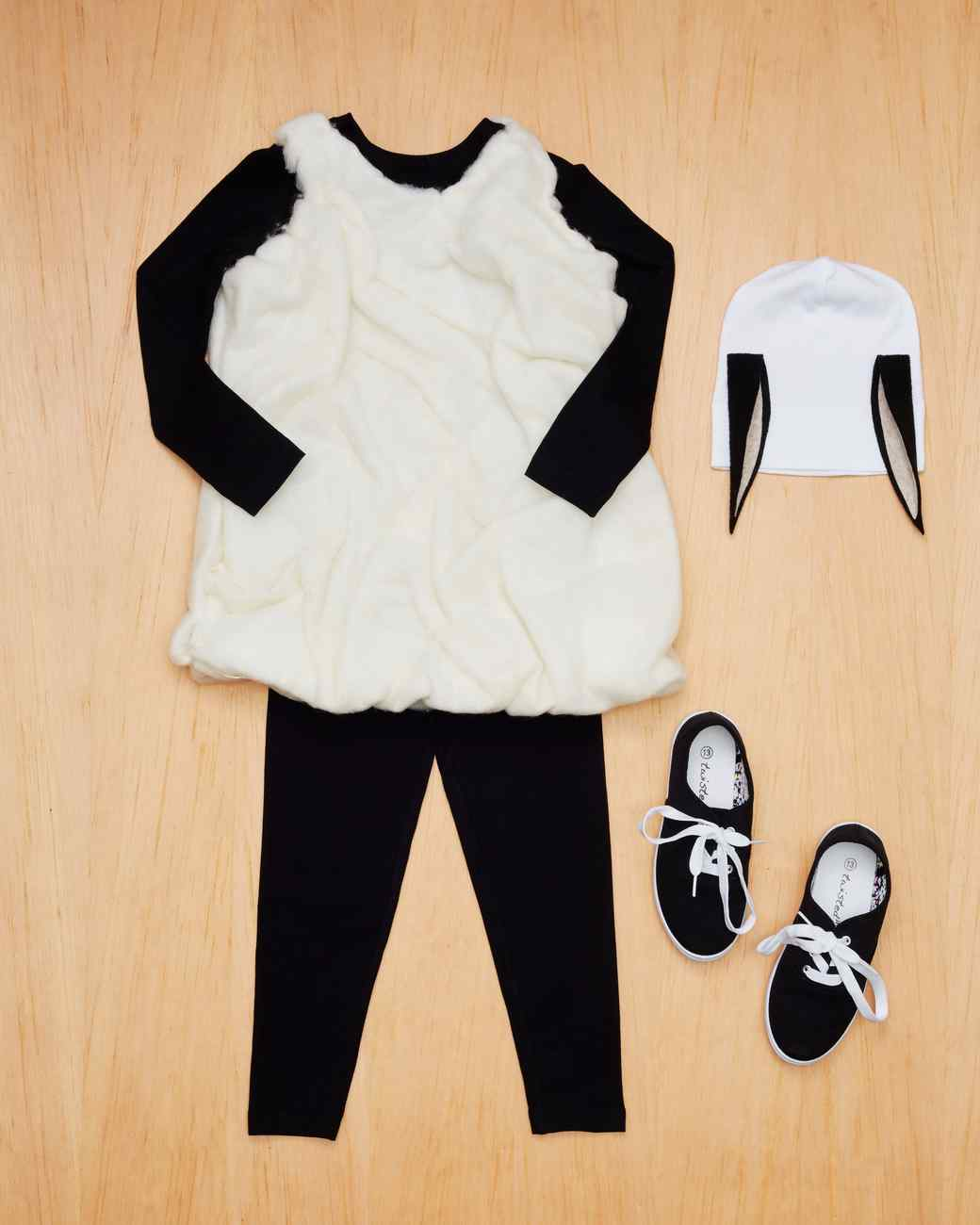lamb costume materials