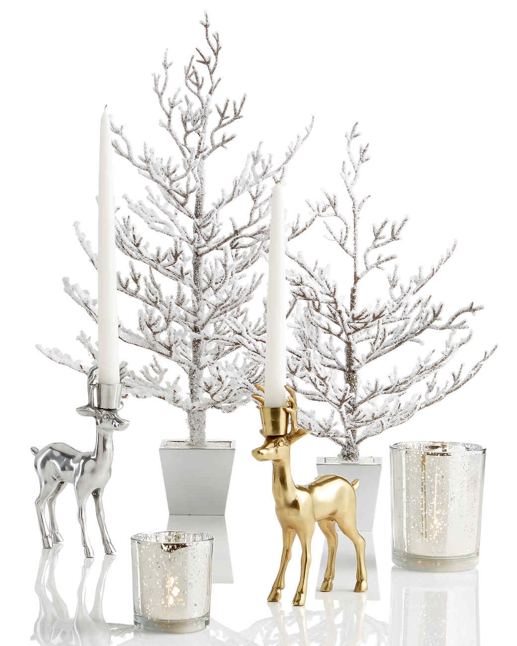 reindeer votives