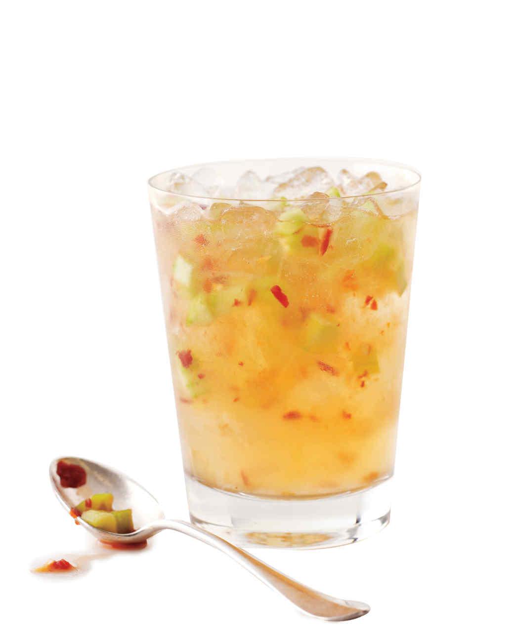 Chili-and-Cucumber Margarita