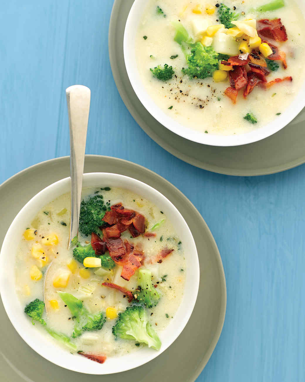 Easy Lunchtime Soup Recipes | Martha Stewart