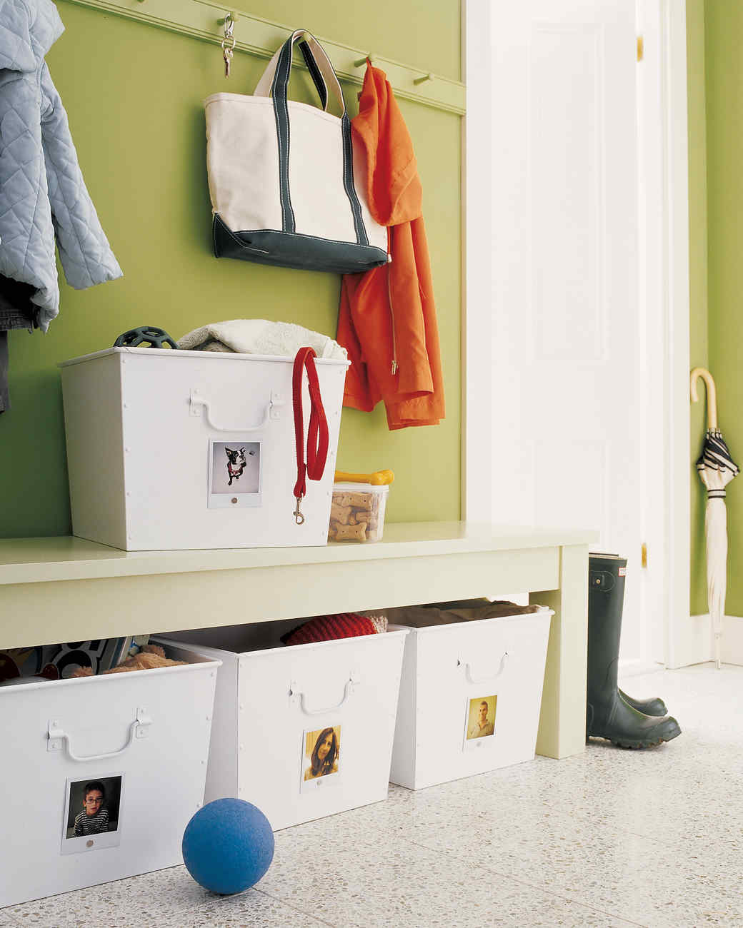 Fall Organizing Tips | Martha Stewart