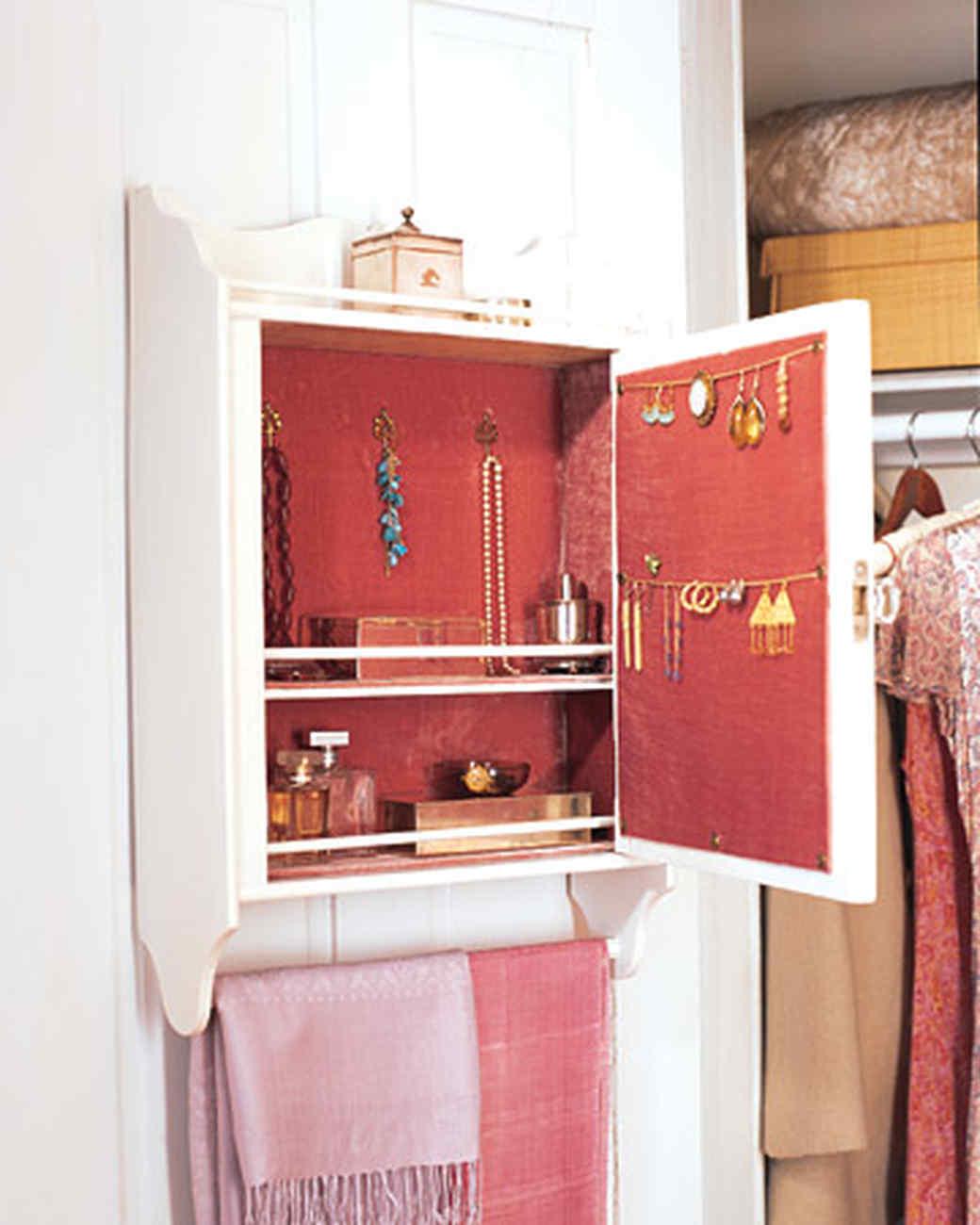 Bedroom Organizers | Martha Stewart